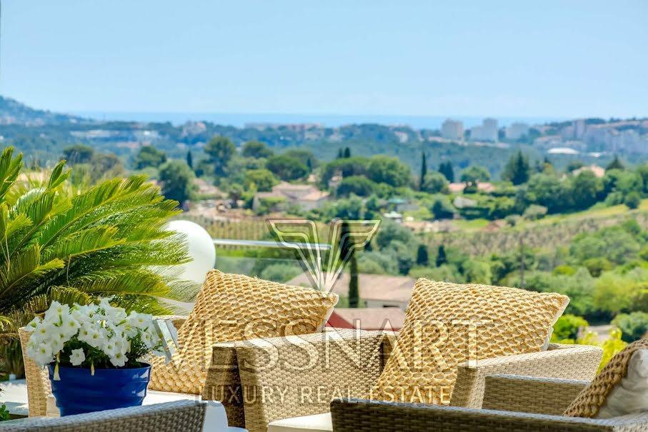 Vente maison 7 pièces 305 m² à La Roquette-sur-Siagne (06550), 3 490 000 €