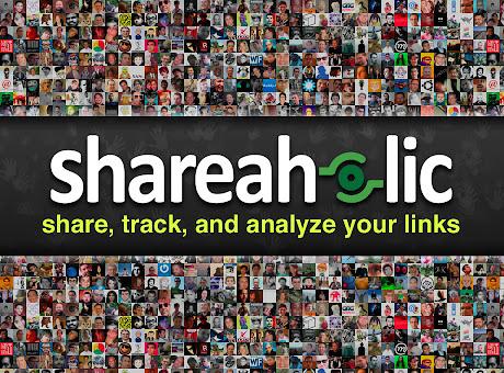 Shareaholic for Google Chrome™