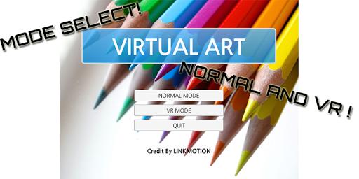 玩免費遊戲APP|下載Virtual Art - VR app不用錢|硬是要APP