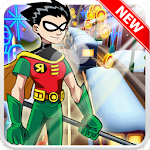 Survival Robin Titans - Warrior Super Adventure Icon