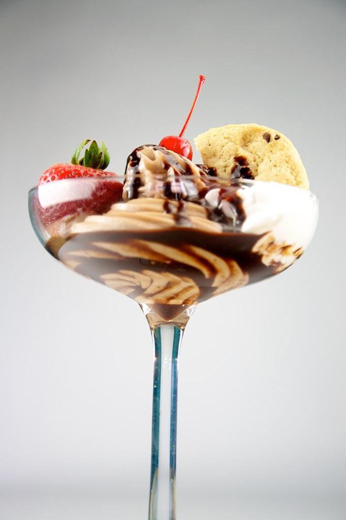 Chocolate Ice Cream Sundae | Chocolate Ice Cream Sundae | Flickr