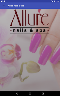 Allure Nails & Spa- screenshot thumbnail
