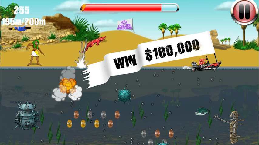 android Mad-Croc Screenshot 4