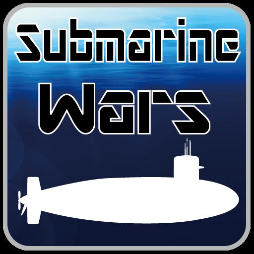 本気で考える潜水艦ゲーム Submarine Wars 模擬 App LOGO-硬是要APP