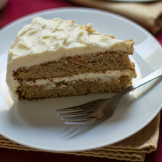 Almond Flour Low Carb Carrot Cake.