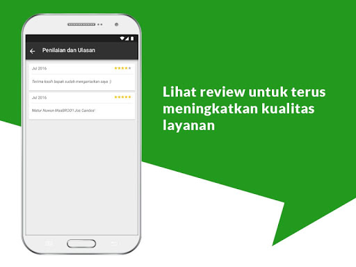 GO-JEK Driver 3.2.0 screenshots 6