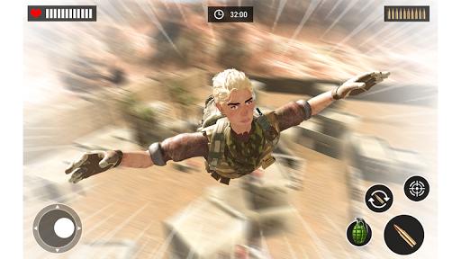 Shooting squad: Free fire battleground 1.0 screenshots 4
