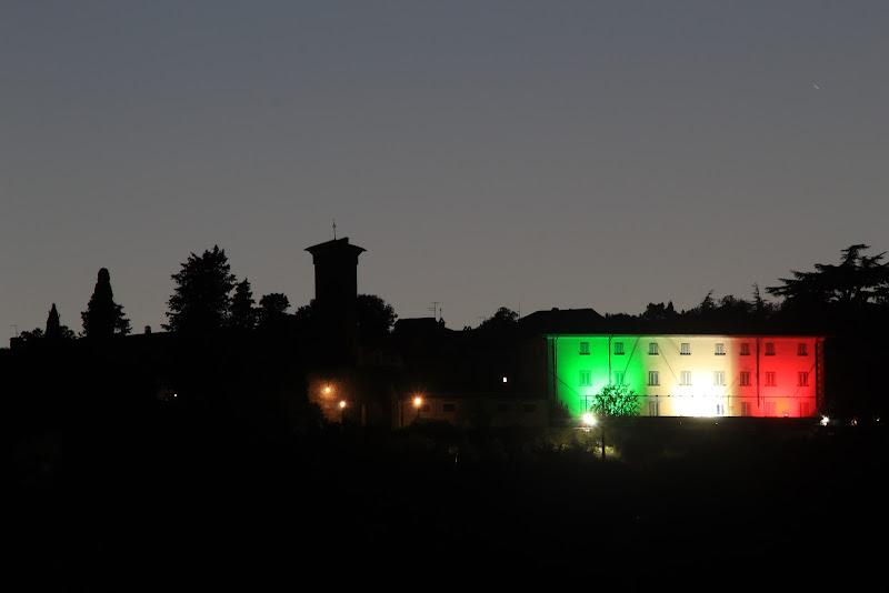 La Festa della Repubblica illumina la notte! di nico_lrn