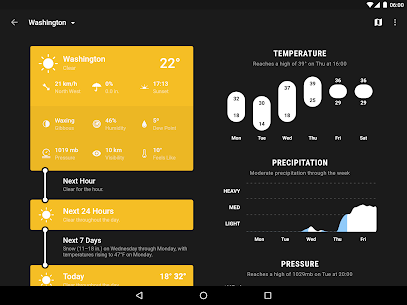 Weather Timeline – Forecast v1.4.1.6 Mod APK 8