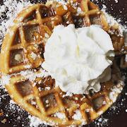 Apple Cinnamon Waffle