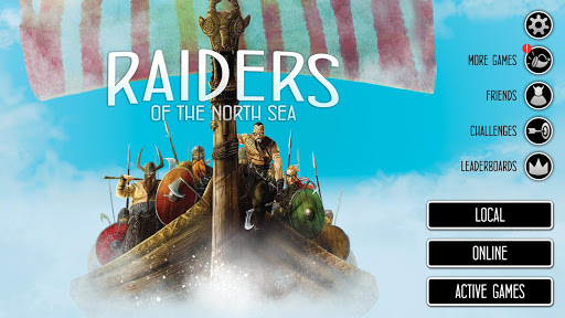 Raiders of the North Sea - screenshot