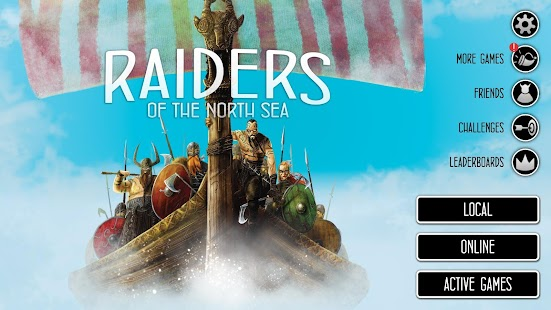 Raiders of the North Sea Screenshot