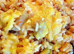 Salsafied Chicken & Rice Recipe