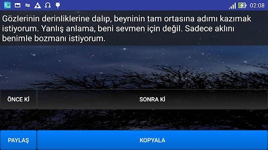 Bela Sözler screenshot 9