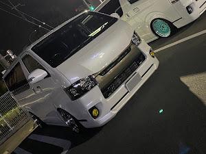 ハイエースバン 4型 スーパーGL ガソリン 2WDのカスタム事例画像 dorihiroさんの2020年10月26日02:32の投稿