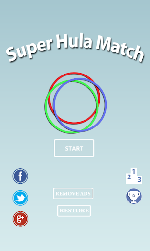 Super Hula Match