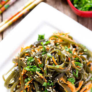Chinese Seaweed Recipes.