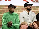 """Pelé Mboyo évoque son pote Vanden Borre: """"Il a encore faim, il a envie de rejouer au foot"""""""