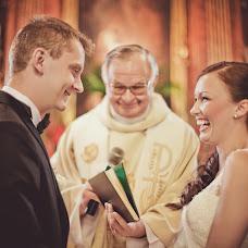 Wedding photographer Patrycja Młynarczyk (klisza). Photo of 24.03.2015