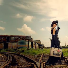 by Yreff Lesmana - People Portraits of Women (  )