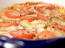 Tomato, Potato And Mozzarella Bake Recipe