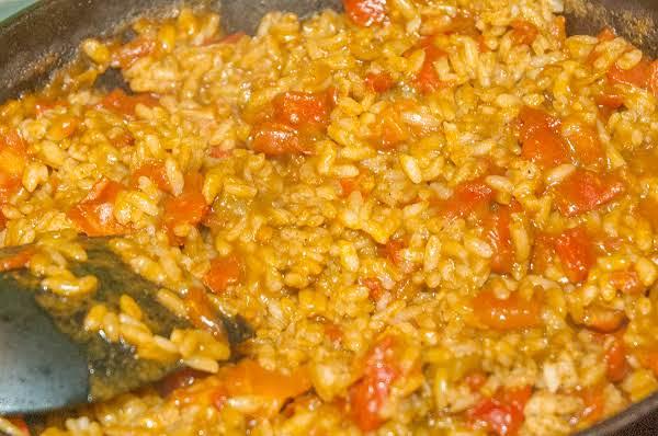 South-of-the-border Essentials: Spanish Rice Ii Recipe