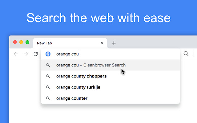 Cleanbrowser