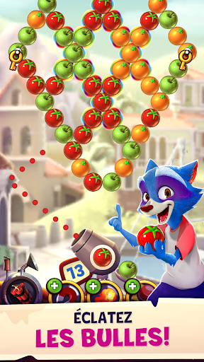 Bubble Island 2: jeu de bulles à éclater  captures d'écran 1