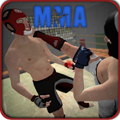 MMA Fighter 2k17 - 3D Fighting