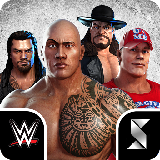 Download WWE Champions - Free Puzzle RPG Game