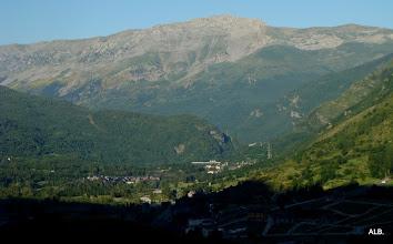 Photo: El valle de Benasque.