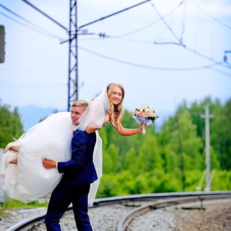 Wedding photographer Irina Pankova (irinashulyatina). Photo of 17.04.2017