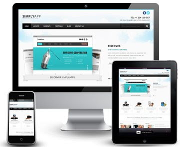 Tema wordpress responsive dan tema seo friendly