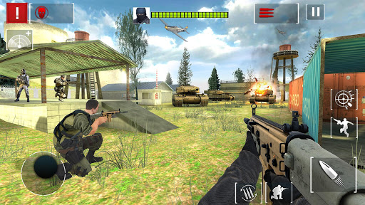 Army Commando Gun Game : Gun Shooting Games 1.1 screenshots 2