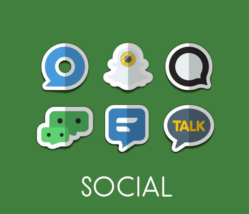 Vinilo IconPack Screenshot 2