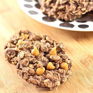 Peanut Butter Chocolate No Bake Cookies Recipe