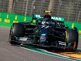 Bottas klopt Hamilton voor de pole bij terugkeer F1 in Imola