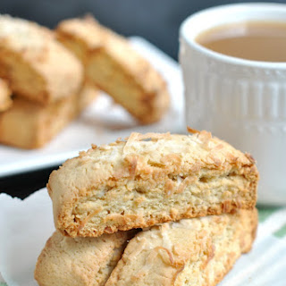 Coconut Biscotti Recipes