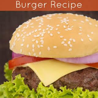Ultimate Burger Patty Recipe! Devour a Jenny Burger.