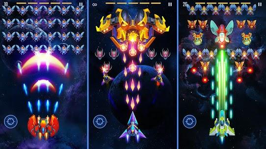 Galaxy Invaders: Alien Shooter MOD APK (Unlimited Money) 1