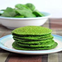 Photo: pancake green