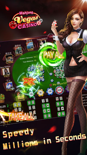 Mahjong Vegas