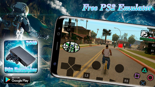 Free Pro PS2 Emulator Games For Android 2019 1.24 screenshots 2