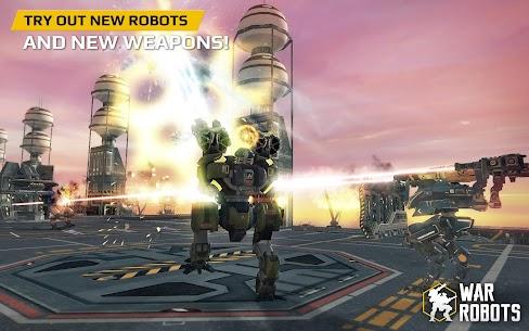 War Robots MOD 3.9.0 (Unlimited Money) Apk + Data 1