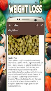 Olive Benefits - náhled