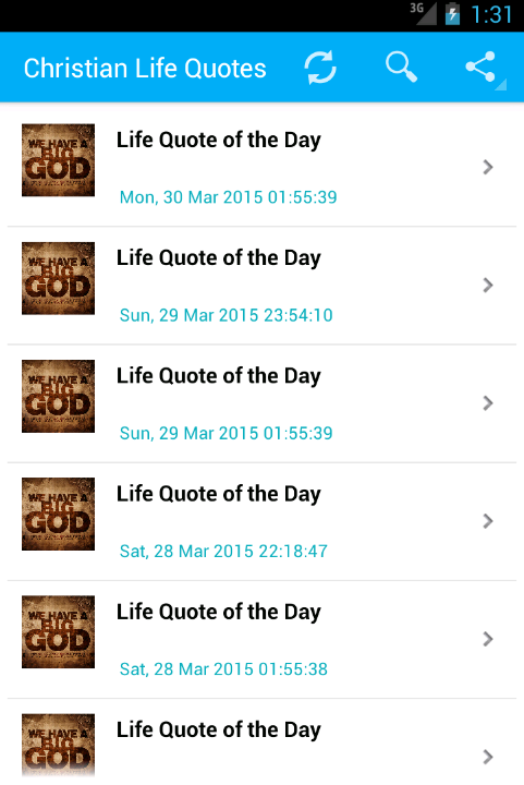 Life Quotes- screenshot
