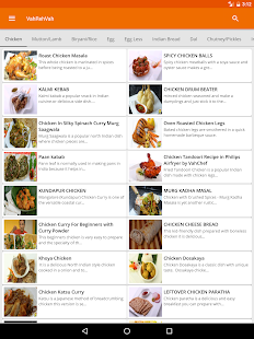 Vahchef vahrehvah recipes- screenshot thumbnail