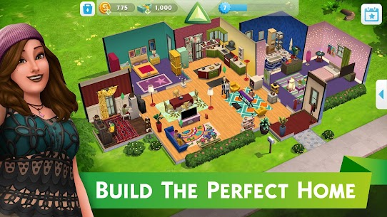 The Sims™ Mobile 11.0.3.169545 MOD (Unlimited Money) 2