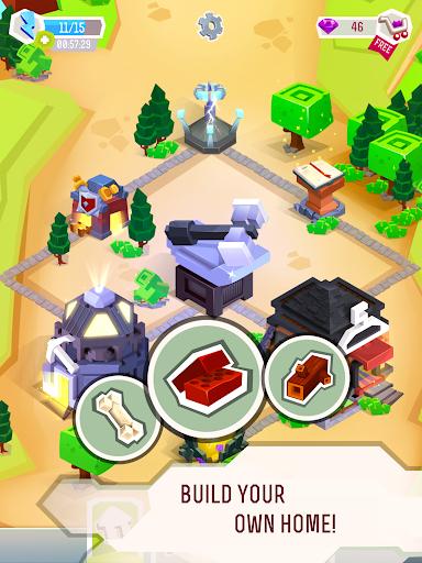 Chaseu0441raft - EPIC Running Game apkpoly screenshots 23