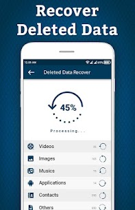 Recover Deleted All Files, Photos and Contacts 3